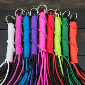 Mini Paracord Floggers